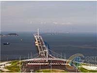 港珠澳大桥正式开通!信义玻璃助力超级工程