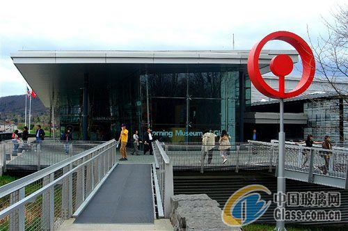 世界上较大玻璃艺术品展览馆