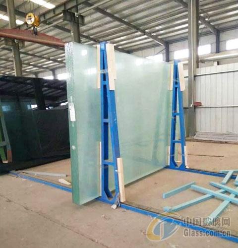 玻璃A架子 中国玻璃网推荐