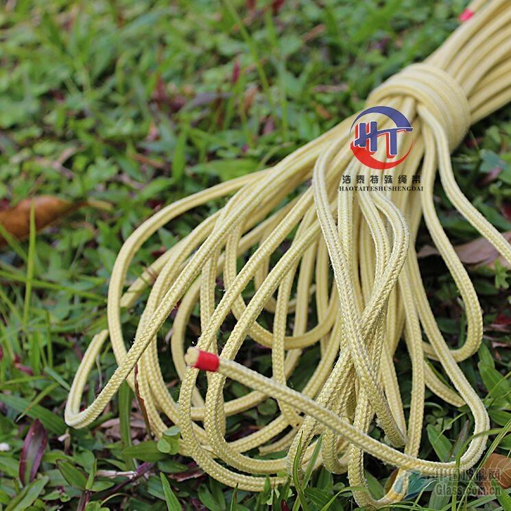 4*4方绳钢化玻璃耐高温辊道绳