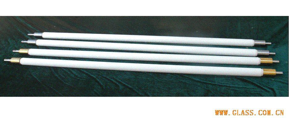 石英陶瓷辊(平/弯玻璃钢化炉用)