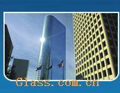 供应热反射镀膜玻璃