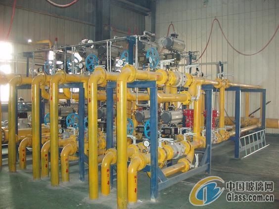 重庆莱弗窑炉供应浮法天然气管道
