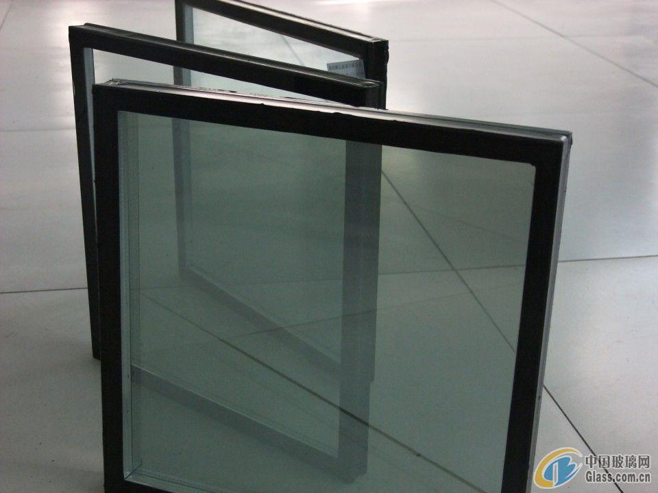 5+12A+5 中空玻璃