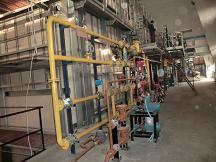 重庆莱弗窑炉供应玻璃窑炉燃烧系统