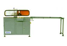 供应门窗设备LJMJ-420铝门窗角码自动切割锯床
