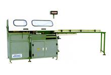 供应门窗设备LJMJ-500P铝门窗角码自动切割锯床2