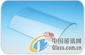 供应弧形灯玻璃