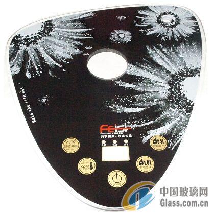 供应电瓷炉玻璃,电热壶玻璃 电加热玻璃