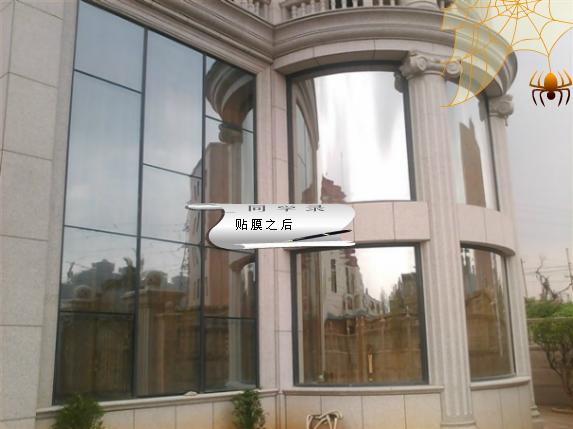 【隔热膜、防晒膜,太阳膜、玻璃纸、玻璃门窗