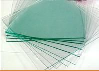 供应各种常用及异形规格超薄玻璃