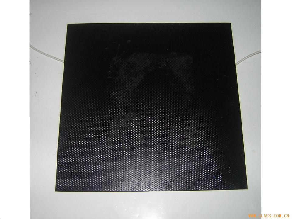微晶玻璃发热膜