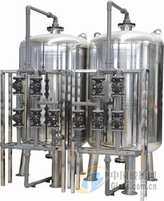 蒸汽锅炉用软化水设备