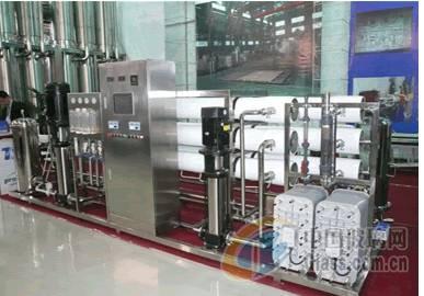 玻璃行业用超纯水设备