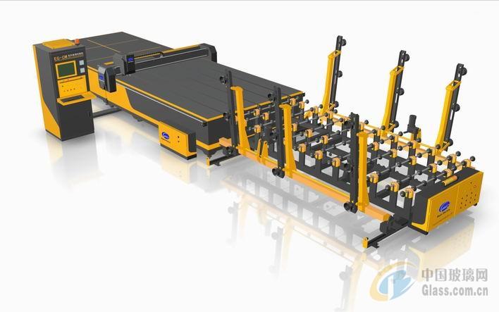 EG-CM5030玻璃切割机(双边单工位)