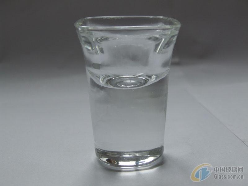 厚底方口小玻璃酒杯 B1Y29