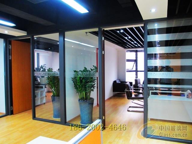 深圳办公室隔墙