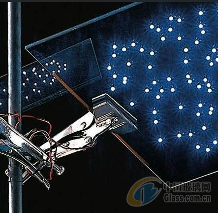 【LED楼梯发光玻璃】LED玻璃厂家