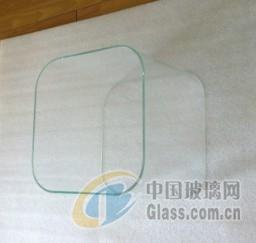 展示柜热弯玻璃