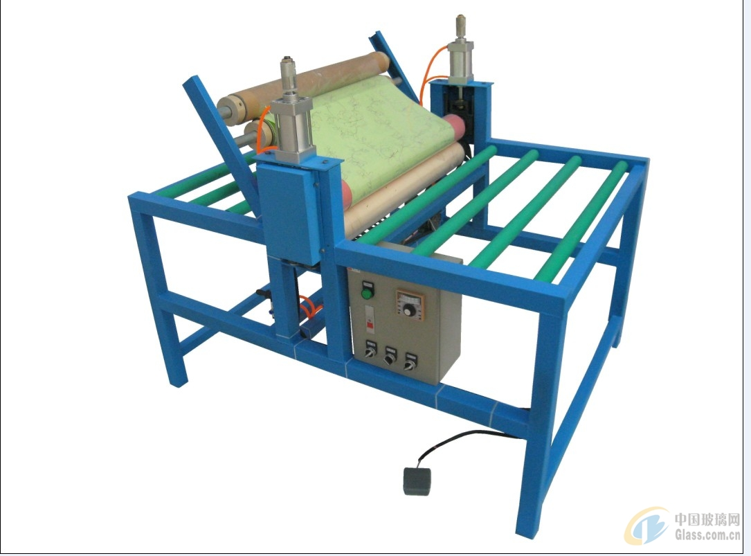 玻璃贴膜机,晶钢门贴膜机