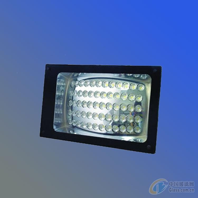 丝印钢化LED射灯地埋灯玻璃