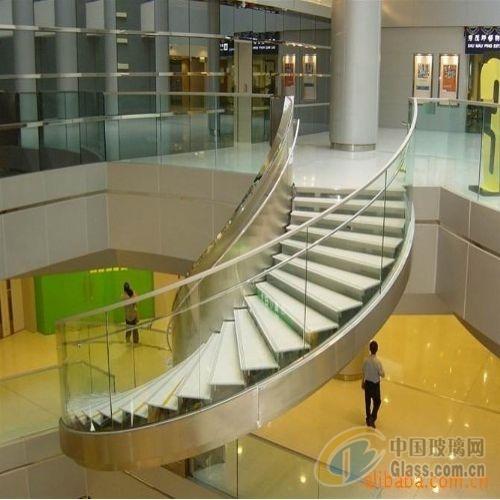 小半径热弯选装楼梯