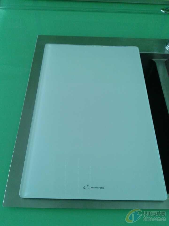 高强度钢化玻璃菜板