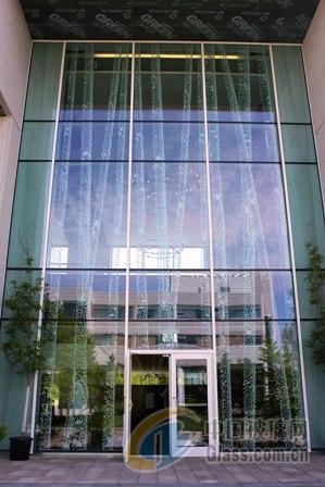 艺术幕墙玻璃