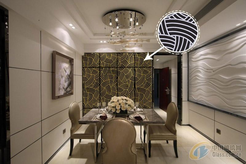 设计师推荐的写字楼韩式装饰玻璃