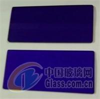 蓝色钴玻璃 防护高温玻璃 广州锐威品质