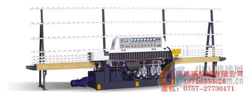 CSQ-8玻璃直线磨边机