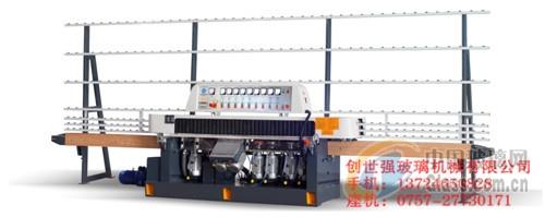 CSQ-9玻璃直线磨边机