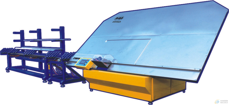 JH-ZW03型全自动铝条框折弯机 、JT型自动接条台