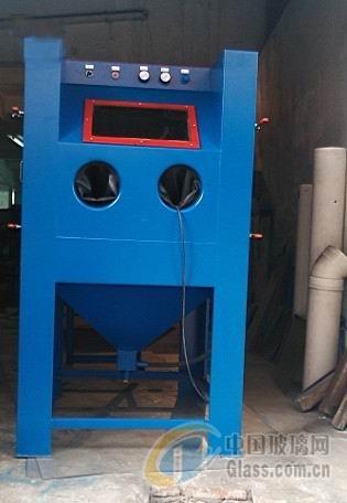 供应1010经济型手动喷砂机