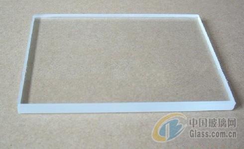 2.1mm超白玻璃原片 可定尺