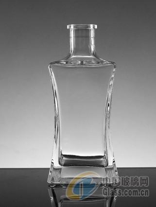 定制精品玻璃酒瓶