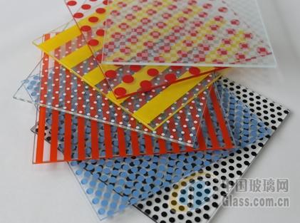 建筑钢化玻璃油墨