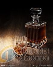 高档洋酒玻璃瓶酒瓶