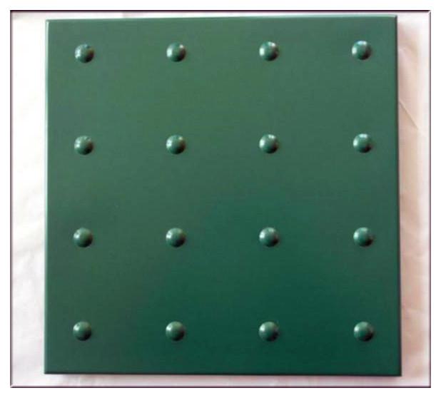 金属板表面自清洁亲水膜层喷涂