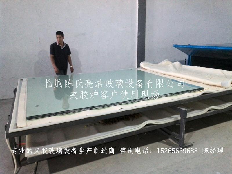 天津玻璃夹胶炉
