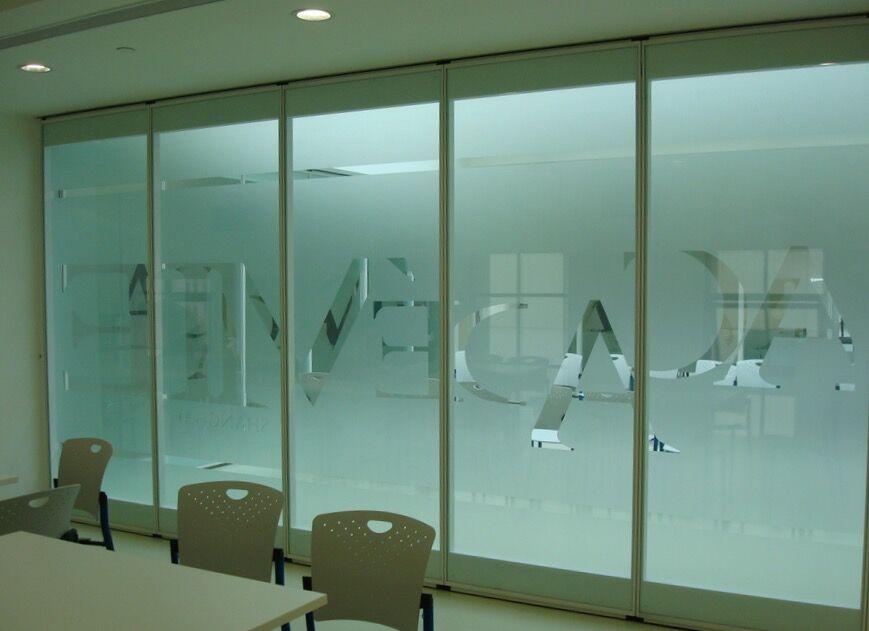 泉州玻璃隔断墙