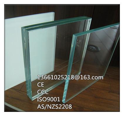 供应8mm超白钢化玻璃