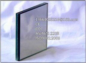供应兰州10+15A+10中空玻璃