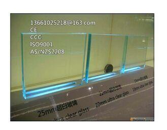 供应兰州超白钢化玻璃12