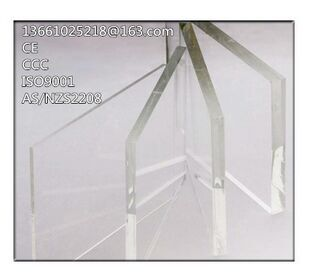 供应兰州超白钢化玻璃6mm
