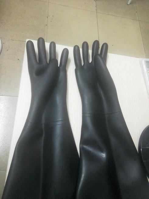 广东喷砂手套厂家