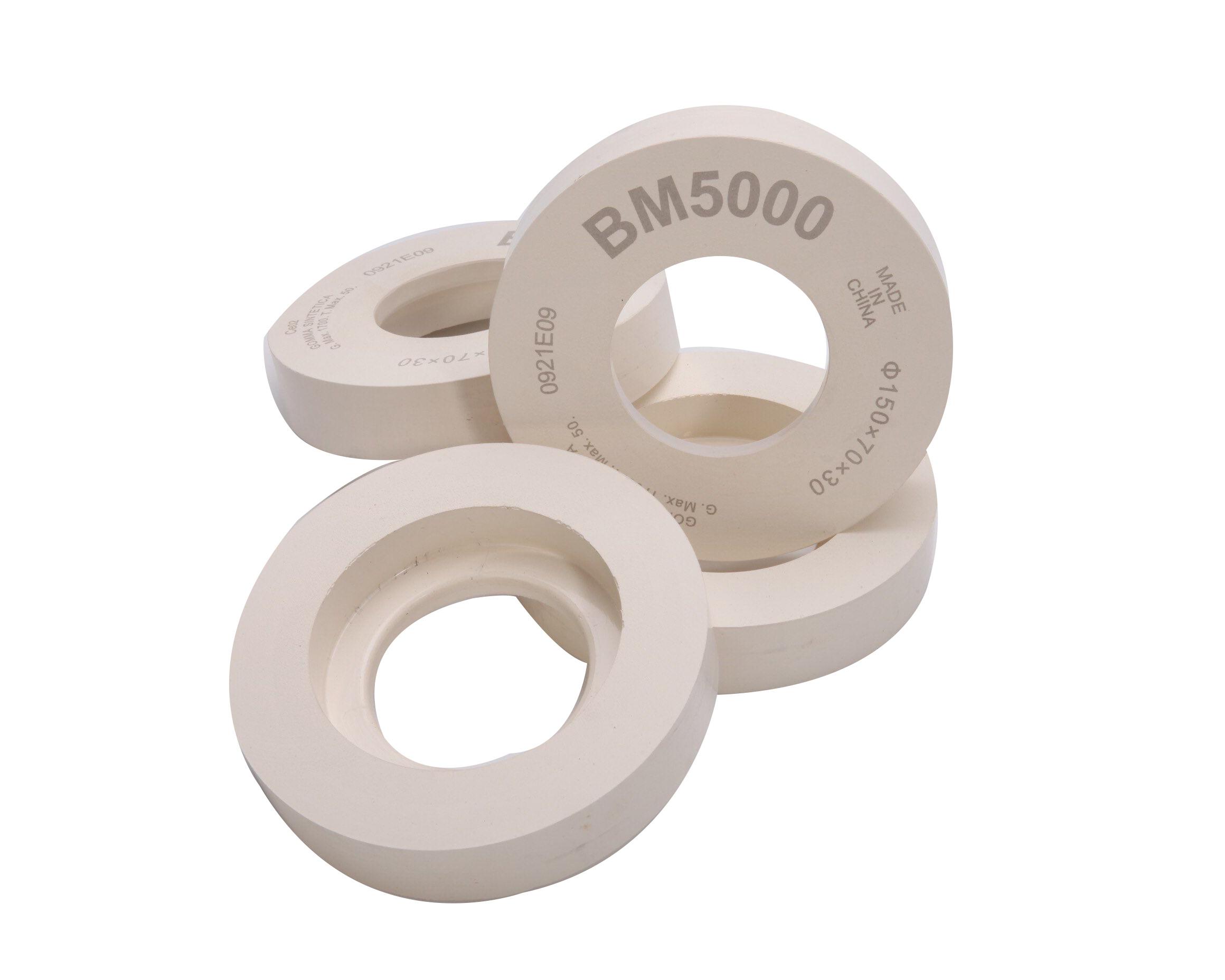 玻璃机械配件国产优质抛光轮BM5000直边机双边机适用广东宝辰机电供应