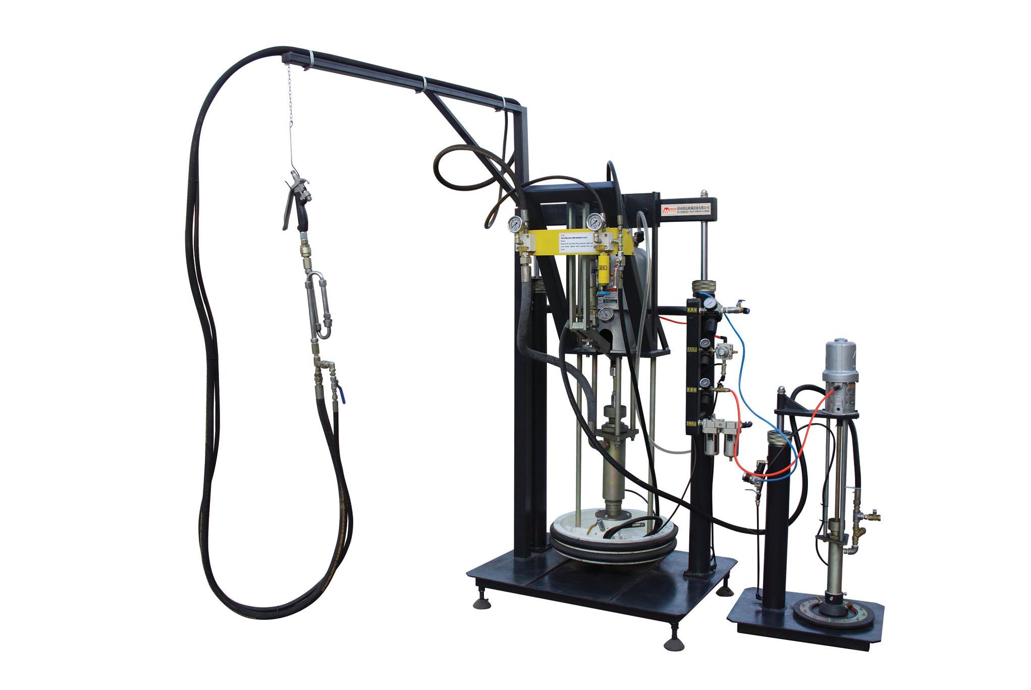中空玻璃设备气动双组份打胶机