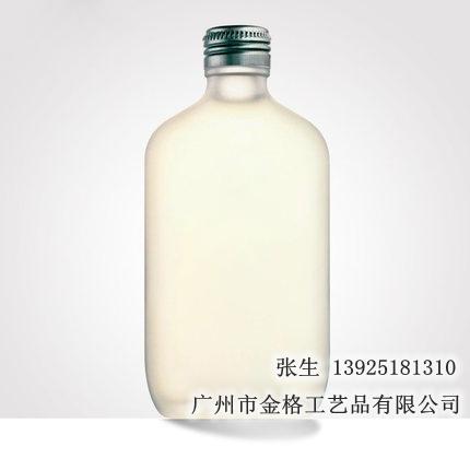 100ML螺口时尚玻璃香水瓶