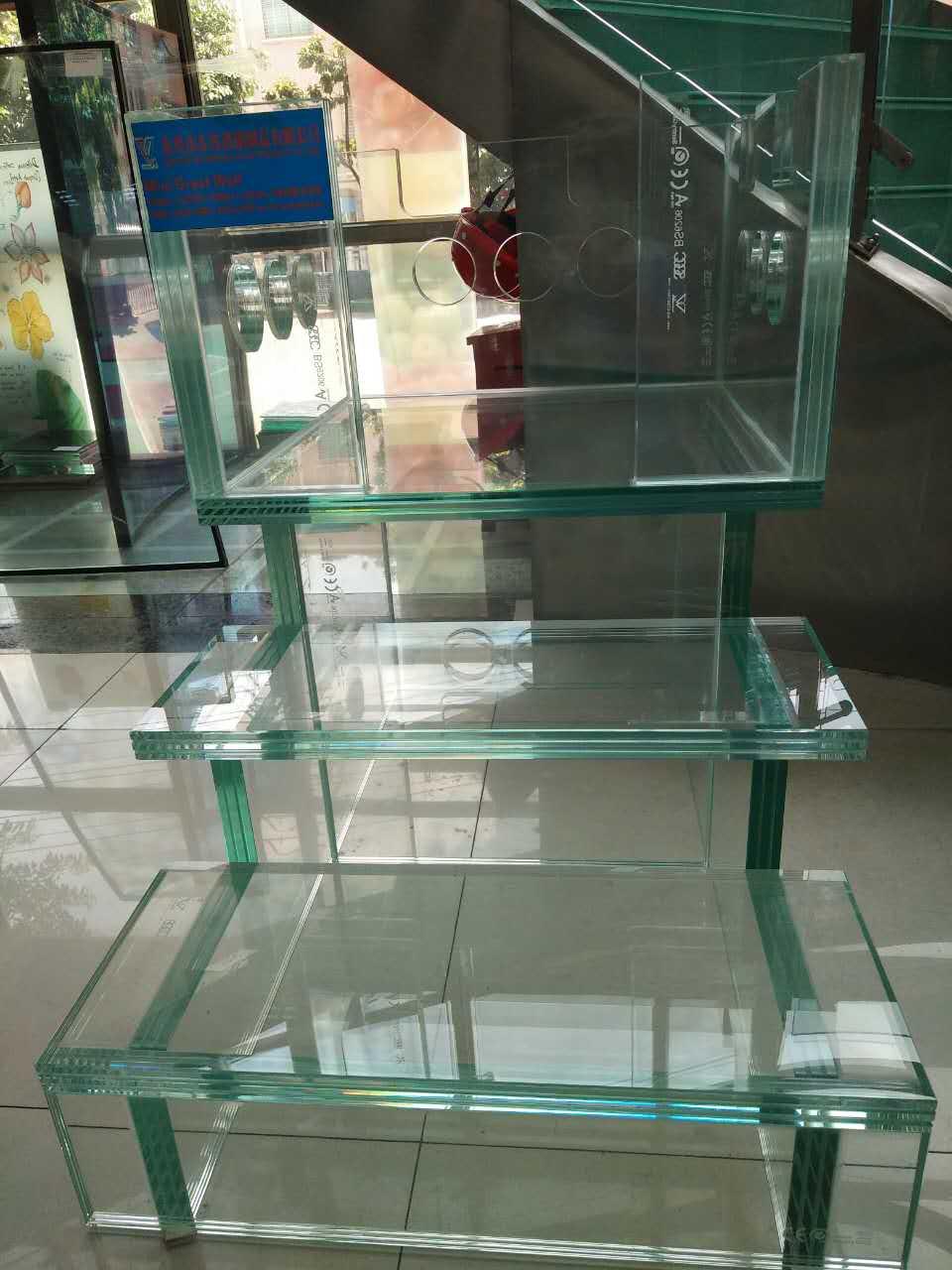 SGP 夹胶玻璃